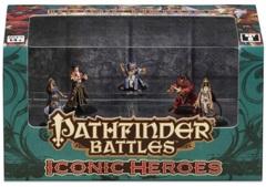 The Sage's Shoppe - Pathfinder Battles: Iconic Heroes Set #8