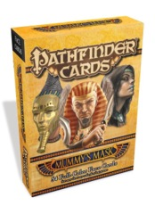 Pathfinder Cards: Face - Mummy's Mask Adventure Path