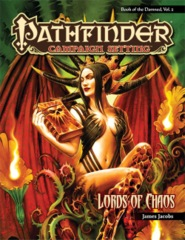 Pathfinder Campaign Setting: Book of the Damned, Vol. 2: Lords of Chaos [OOP]