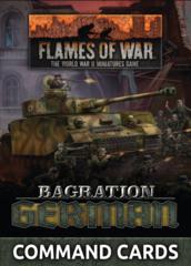 FW267C: Bagration - German Command Cards