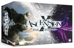 Ascension X: War of Shadows (10th Set)