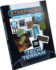 Starfinder Pawns: Tech Terrain Pawn Collection