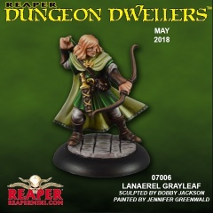 07006 Dungeon Dwellers - Lanaerel Grayleaf