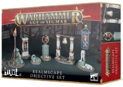 Age Of Sigmar: Realmscape - Objective Set