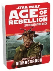 Age of Rebellion: Specialization Deck - Ambassador