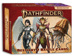 Pathfinder RPG (2nd Edition) Battle Cards: Bestiary 2 Battle Cards