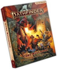 Pathfinder RPG (2nd Edition) Core Rulebook - Standard Edition