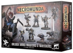 House Orlock: Arms Masters And Wreckers