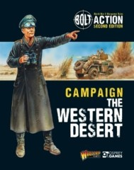 Bolt Action (2nd Ed): Campaign - The Western Desert