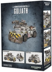 Genestealer Cults - Goliath Rockgrinder / Truck