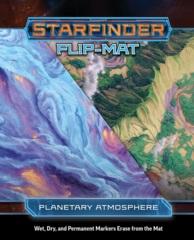 Starfinder Flip-Mat - Planetary Atmosphere