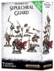 Deathrattle - Sepulchral Guard