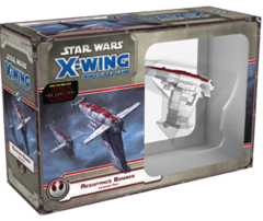 Star Wars X-Wing (1st Edition) Resistance -  Resistance Bomber