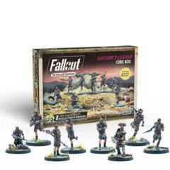 Fallout: Wasteland Warfare - Caesar's Legion: Core Box