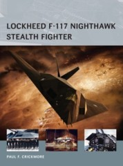 Air Vanguard: Lockheed F-117 Nighthawk Stealth Fighter