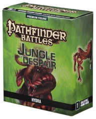Pathfinder Battles: Jungle Of Despair Case Incentive - Hydra