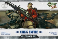 The Other Side: Kings Empire - Allegiance Box