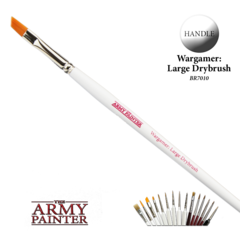 TAP BR7010 Wargamer Brush: Large Drybrush