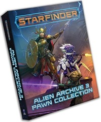 Starfinder Pawns: Alien Archives 3 collection