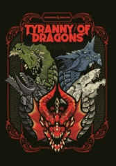 Adventure: Tyranny of Dragons (Alt Cover)