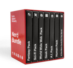 Cards Against Humanity: Nerd Box