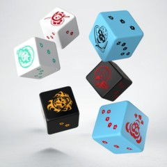 Batman Miniature Game 6D6-Dice Set - Suicide Squad