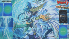 Cardfight!! Vanguard G: Booster 02 Soaring Ascent of Gale & Blossom - Sneak Preview Playmat