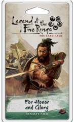 Legend of the Five Rings: Imperial Dynasty Pack - For Honor and Glory