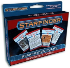 Starfinder Cards: Rules Reference Deck