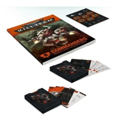 Kill Team: Rulebook - Commanders Expansion Set
