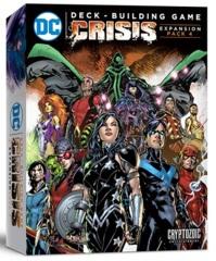 DC Comics Deck-Building Game: Crisis Expansion (Pack 4)