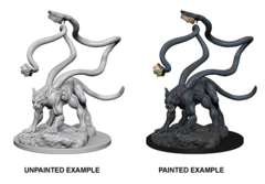 Nolzur's Marvelous Miniatures - Displacer Beast