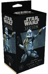 Star Wars: Legion Commander Expansion - Clone Captain Rex