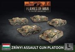 HBX03: Zrinyi Assault Gun (x5 Plastic)