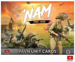 VPA901: PAVN Forces in Vietnam (Unit Cards)