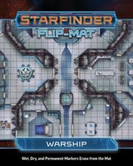 Starfinder Flip-Mat - Warship