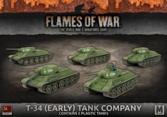 SBX39: T-34 (Early) Tank Company