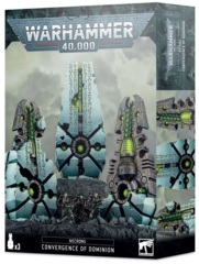 Necrons - Convergence Of Dominion