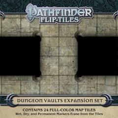 Pathfinder Flip-Tiles: Expansion - Dungeon Vaults
