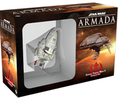 Star Wars: Armada - Rebel Assault Frigate Mark II