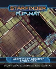 Starfinder Flip-Mat - Starfinder Society Starships