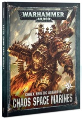 Codex: Heretic Astartes - Chaos Space Marines II (Hb) (8th - 2019)