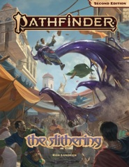 Pathfinder Adventure (2nd Edition) The Slithering