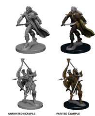 Pathfinder Deep Cuts - Elf Fighter (Male)