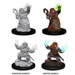 Pathfinder Deep Cuts - Dwarf Summoner (Female)