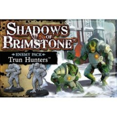 Shadows of Brimstone: Enemy Pack - Trun Hunters