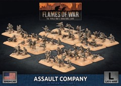 UBX86: Assault Company