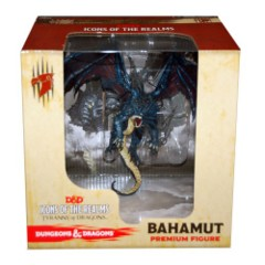 D&D Icons of the Realms: Tyranny of Dragons - Bahamut Premium Figure