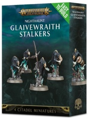 Easy To Build: Nighthaunt - Glaivewraith Stalkers
