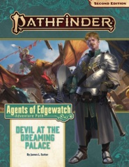 Pathfinder (2nd Edition) Adventure Path #157: Devil at the Dreaming Palace (Agents of Edgewatch 1 of 6)
